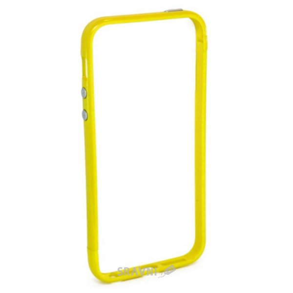 Фото JCPAL Colorful 3 in 1 для iPhone 5S/5 Set-Yellow (JCP3215)