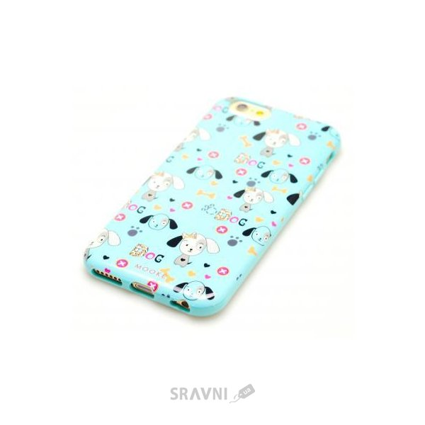 Фото Mooke Meng Chong Series iPhone 6/6s Light Blue
