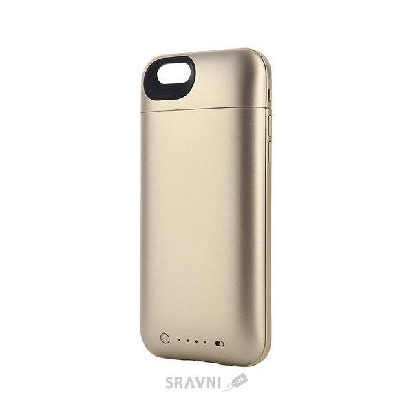 Фото Mophie Juice Pack Plus iPhone 6 Gold (3300 mAh) 3073-JPP-IP6-GLD