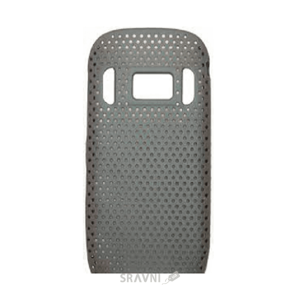 Фото EasyLink Perforated mesh case Nokia C7 black