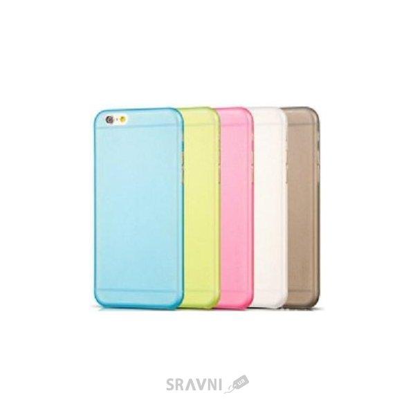 Фото Remax Ultra Thin Silicon Case Xiaomi Mi3 White