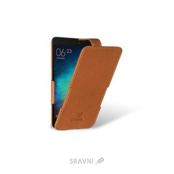 Фото Stenk Чехол-флип Prime для Xiaomi Redmi 4 Camel