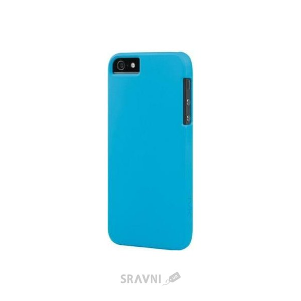 Фото Tavik Staple for iPhone 5/5S Cyan (TVK-IPH-010)