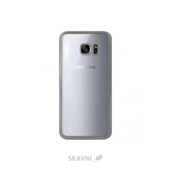 Фото Tucano Elektro Flex Case Samsung S7 Edge Silver (SG7EEF-SL)