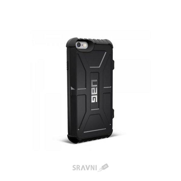 Фото Urban Armor Gear iPhone 6/6S Card Case, Black (IPH6/6S-N-BLK)