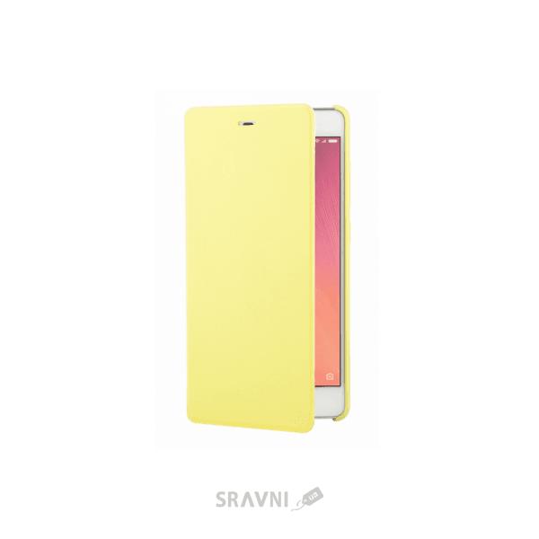 Фото Xiaomi Case for Redmi 3 Yellow (1160100015)