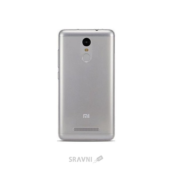 Фото Xiaomi Xiaomi Protective Case for Note 3 White (1154800027)
