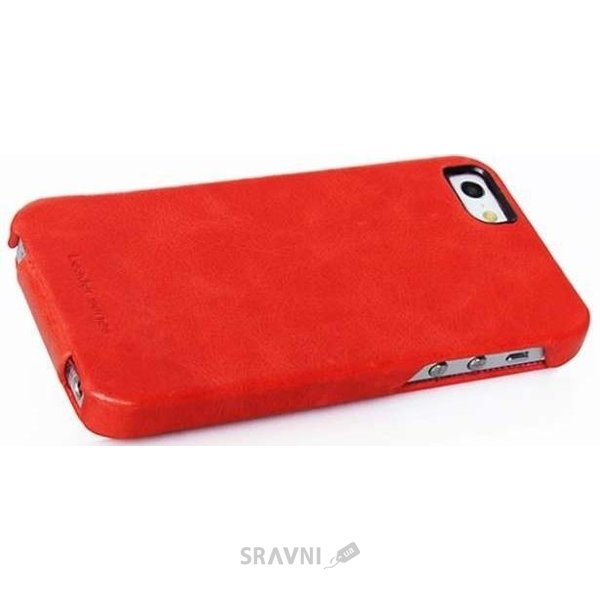 Фото Borofone General back cover for iPhone 5 BI-BL010 Red