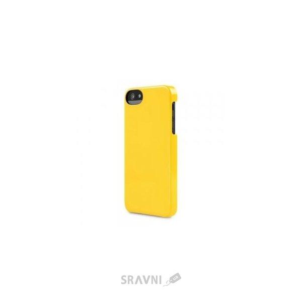 Фото Incase Snap Case Gloss Lemon for iPhone 5/5S (CL69215)