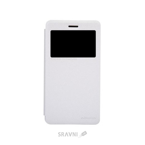 Фото Nillkin Spark Series for Lenovo S860 (White)