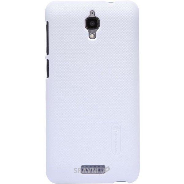 Фото Nillkin Super Frosted Shield for Lenovo S660 (White)