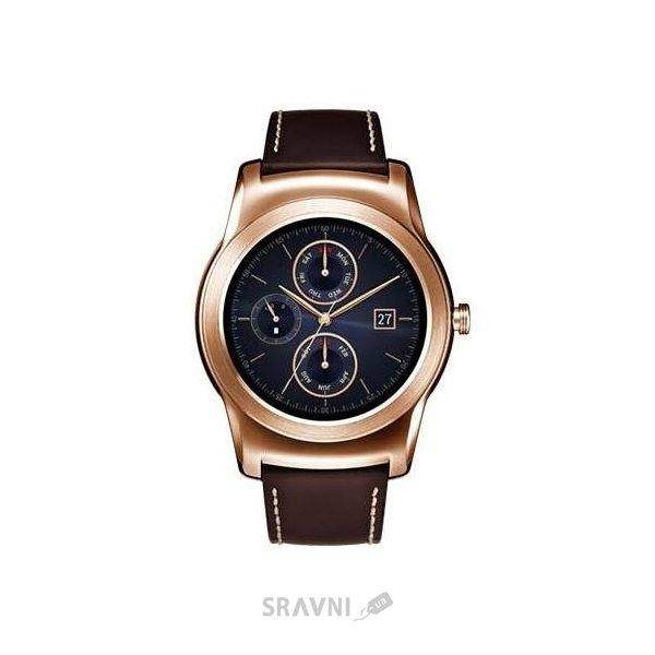 Фото LG Watch Urban (Gold)