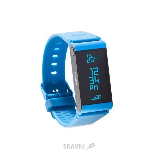 Фото Withings Pulse O2 (Blue)