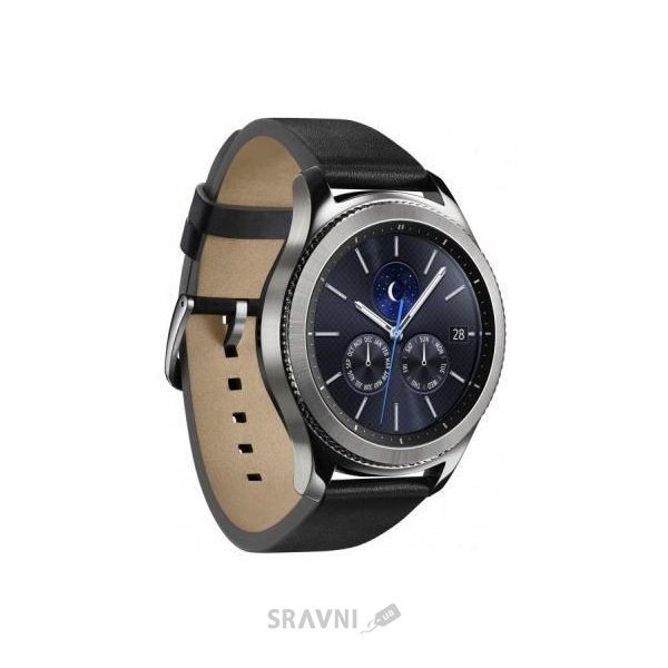 Фото Samsung Gear S3 Classic (Silver)