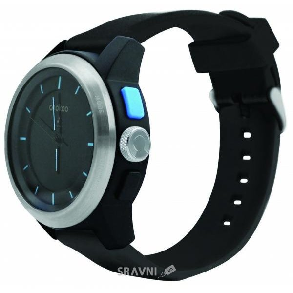 Фото COOKOO Watch (Silver/Black)