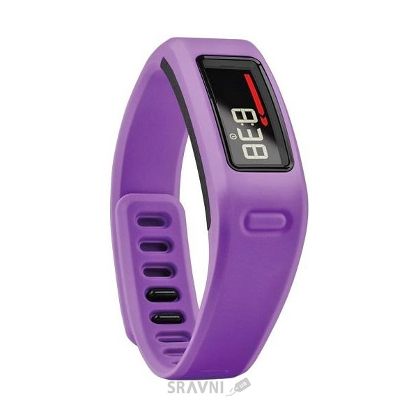 Фото Garmin Vivofit Bundle HRM Purple (010-01225-32)