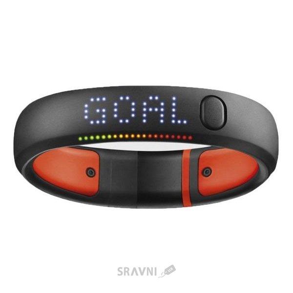 Фото Nike FuelBand SE Black/Orange