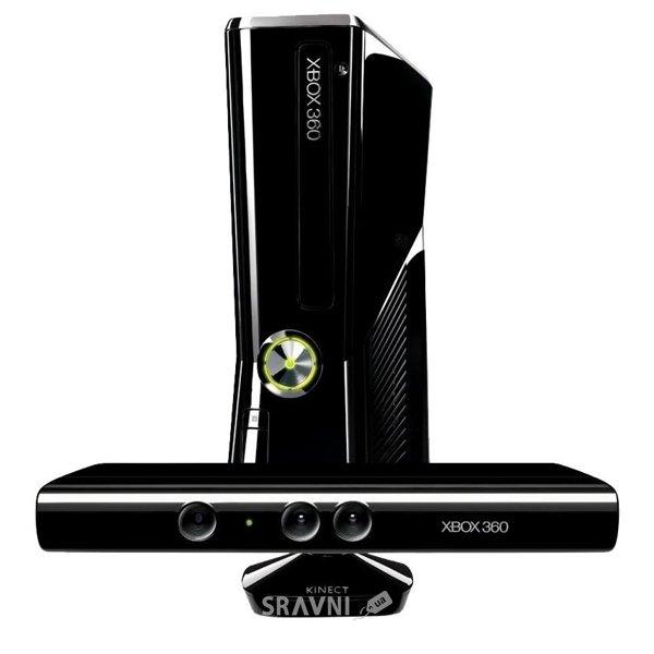 Фото Microsoft Xbox 360 4Gb + Kinect