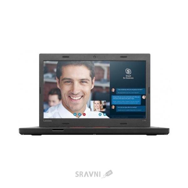 Фото Lenovo ThinkPad L460 (20FU001YPB)