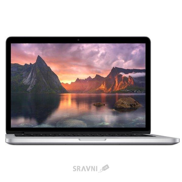 Фото Apple MacBook Pro ME665