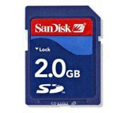 Фото SanDisk SD 2Gb
