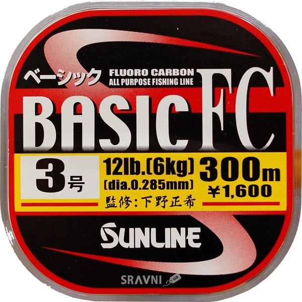 Фото Sunline Basic FC (0.285mm 300m 6.0kg)