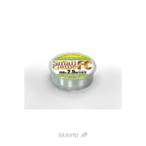 Фото Sunline Small Game FC (0.153mm 150m 1.75kg)