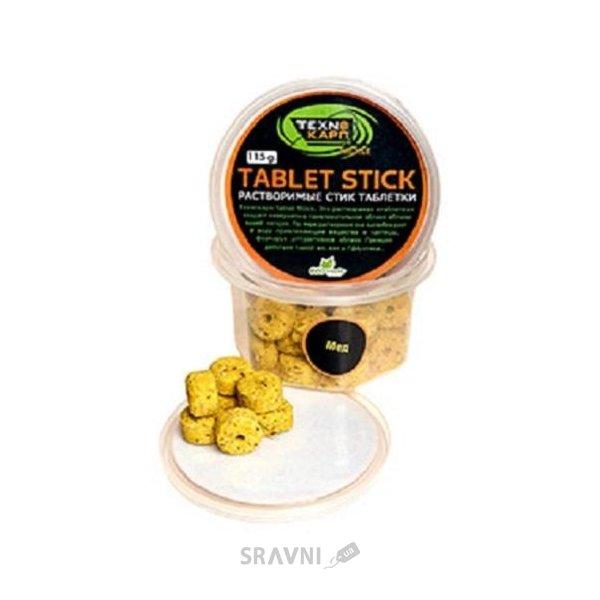 Фото ТехноКарп Растворимая таблетка «Tablet Stick» (Мёд)