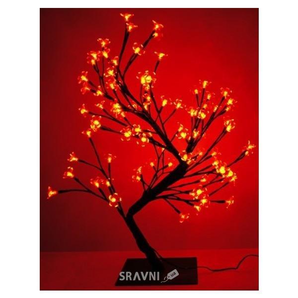 Фото Lednick Цветущая сакура, 64 LED красный (007-T-FL_Sakura-0,45м-R)