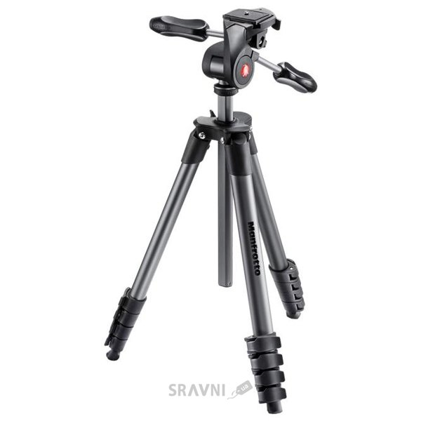 Фото Manfrotto Mkcompactadv (Compact Advanced)