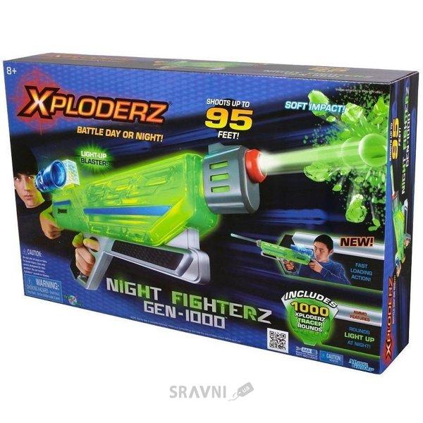 Фото Xploderz Бластер Night Fighterz Gen-1000 (46520)