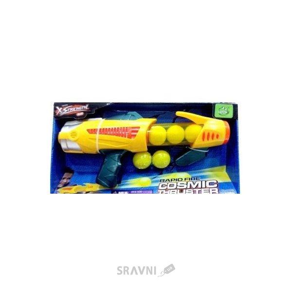 Фото Deex Автомат + 6 мягких шариков (DSS11013)