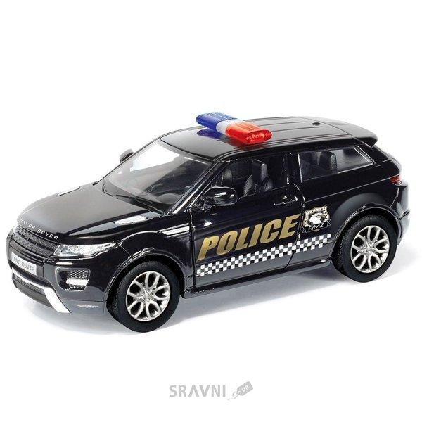 Фото Uni-Fortune LAND ROVER EVOQUE-POLICE CAR (554008P)