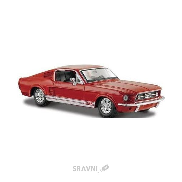 Фото Maisto 1967 Ford Mustang GT (31260)