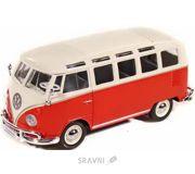 Фото Maisto Volkswagen Van Samba (31956)