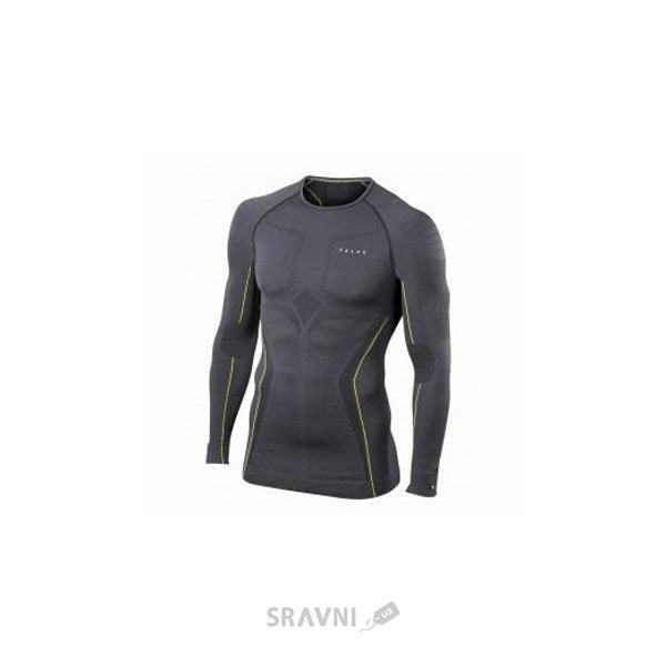 Фото Falke LONG-SLEEVED SHIRT (33511-6228) Carbon
