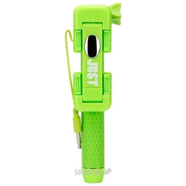 Фото JUST Selfie Stick Mini Green (SLF-STKMN-GRN)