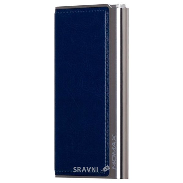 Фото Momax iPower Elite 5000mAh Blue (IP51AB)