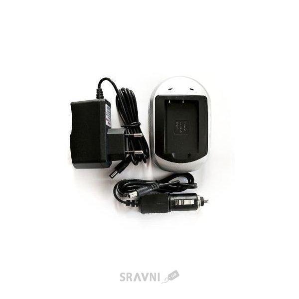Фото PowerPlant Зарядное устройство для Casio NP-20 (DV00DV2032)