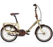 Фото Велосипед Graziella Gold Edition (золотой) Цвет: з