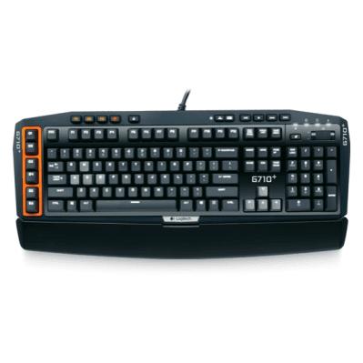 Фото Механическая клавиатура Logitech G710+ Mechanical