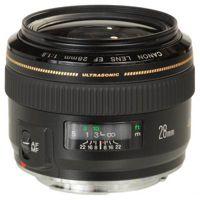 Цены на Объектив Canon EF 28mm f/1.8 USM (2510A010) CANON, фото