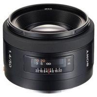 Цены на Объектив Sony 50mm f/1.4 Carl Zeiss (SAL50F14Z.AE) SONY, фото