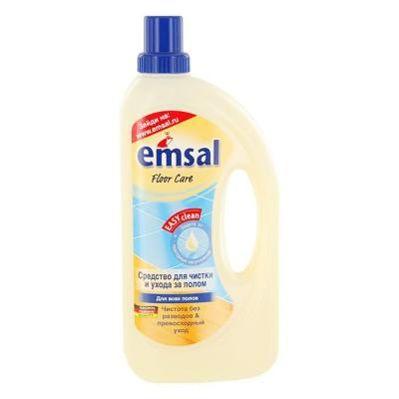 Фото Средство EMSAL для чистки и ухода за полом 1 л Уни