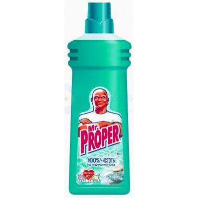 Фото MR PROPER жидкое моющее средство для пола и стен Г
