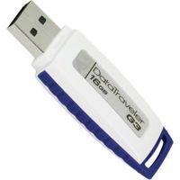 Цены на Kingston Kingston DataTraveler G3 16GB White+Blue (DTIG3/16GB) DTIG3/16GB Kingston DataTraveler G3 16GB White+Blue (DTIG3/16GB) в магазине гаджетов и электроники Фундук. USB-flash Kingston по лучшим ценам!, фото