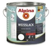 Фото ALPINA Эмаль Alpina AC Weisslack GL URLT 2.5 л Наз