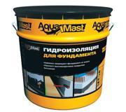 Фото Aquamast Мастика битумная Aquamast 10 кг Вес - 10