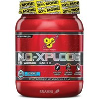 Фото BSN N.O.-Xplode Pre-Training Igniter 1100 g (60 servings)