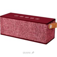 Фото Fresh 'n Rebel Rockbox Brick Fabriq Edition Ruby (1RB3000RU)
